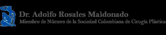 Dr Adolfo Rosales Logo